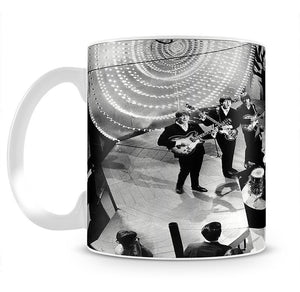 The Beatles on Top of the Pops Mug - Canvas Art Rocks - 2