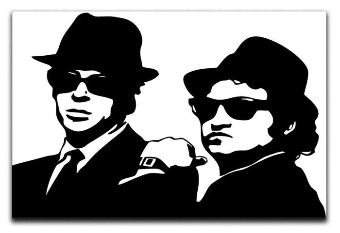The Blues Brothers Canvas Print or Poster