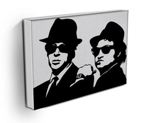 The Blues Brothers Canvas Print & Poster - Canvas Art Rocks