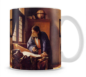 The Geographer by Vermeer Mug - Canvas Art Rocks - 1