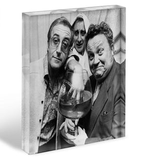 The Goons Peter Sellers Spike Milligan and Harry Secombe Acrylic Block - Canvas Art Rocks - 1