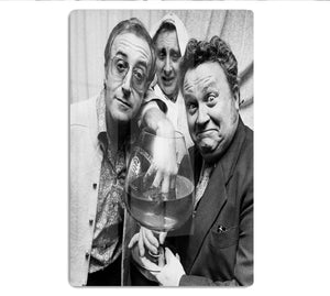 The Goons Peter Sellers Spike Milligan and Harry Secombe HD Metal Print
