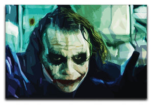 The Joker Print - Canvas Art Rocks - 1