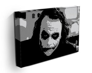 The Joker Pop Art Canvas Print or Poster - Canvas Art Rocks - 3