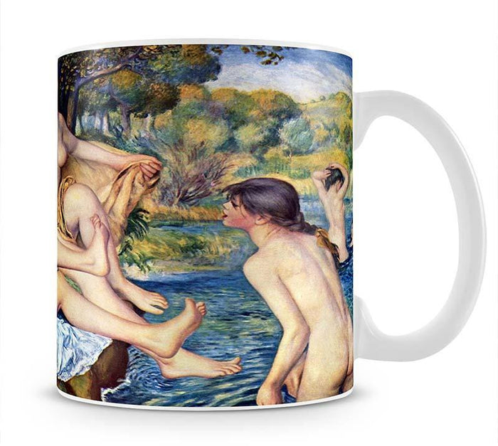 The Large Bathers by Renoir Mug