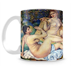 The Large Bathers by Renoir Mug - Canvas Art Rocks - 2