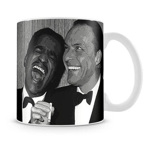The Rat Pack Rocking With Laughter Mug - Canvas Art Rocks