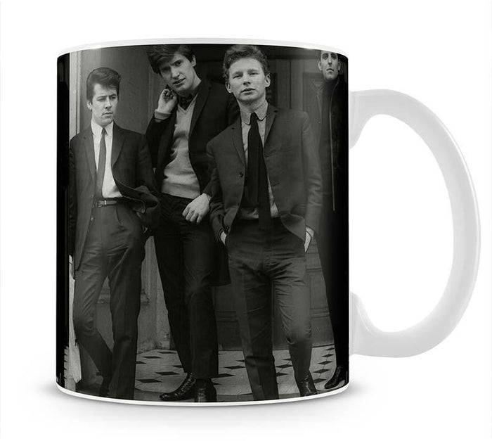 The Searchers in a doorway Mug