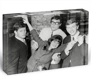 The Seekers Acrylic Block - Canvas Art Rocks - 1