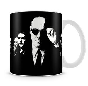 "The Sopranos ""Like Brothers"" Mug - Canvas Art Rocks"