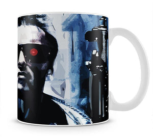 The Terminator Double Guns Mug - Canvas Art Rocks - 1