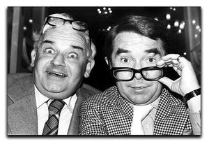 The Two Ronnies Canvas Print or Poster  - Canvas Art Rocks - 1