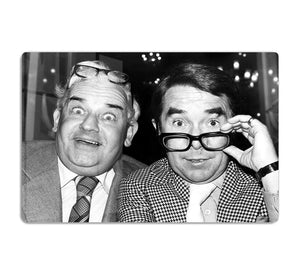 The Two Ronnies HD Metal Print