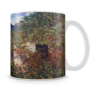 The Valley Sasso Bordighera by Monet Mug - Canvas Art Rocks - 4