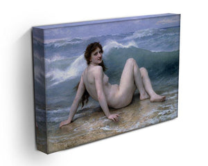 The Wave By Bouguereau Canvas Print or Poster - Canvas Art Rocks - 3