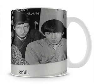 The Who Photograph Mug - Canvas Art Rocks - 1