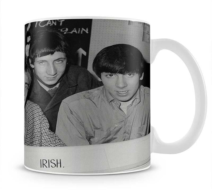 The Who Photograph Mug