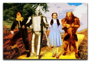The Wizard Of Oz Print - Canvas Art Rocks - 1