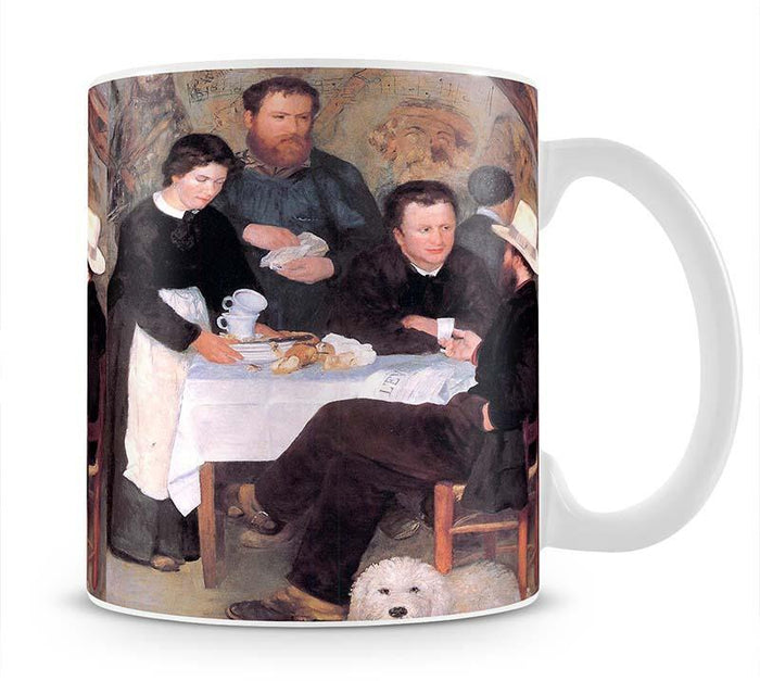 The cabaret of Mm Antony by Renoir Mug