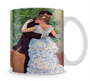The dance in the city by Renoir Mug - Canvas Art Rocks - 1