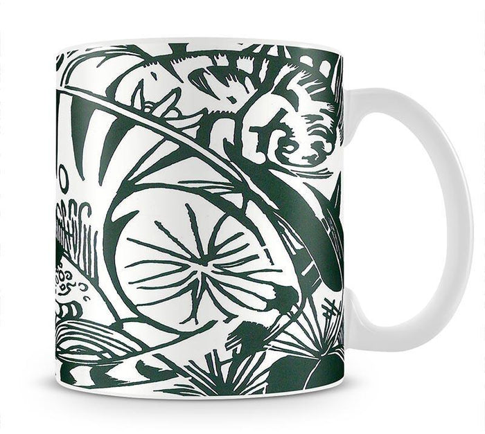 Tiger by Franz Marc Mug