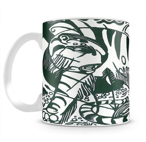 Tiger by Franz Marc Mug - Canvas Art Rocks - 2