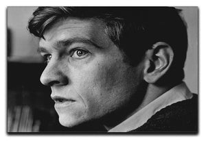 Tom Courtenay in 1961 Canvas Print or Poster  - Canvas Art Rocks - 1