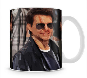 Tom Cruise Mission Impossible Mug - Canvas Art Rocks - 1