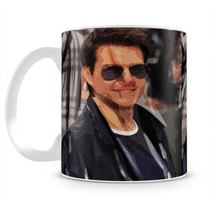 Tom Cruise Mission Impossible Mug - Canvas Art Rocks - 2