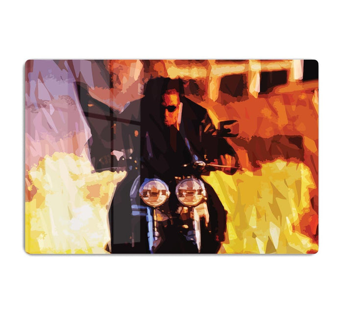 Tom Cruise in Mission Impossible HD Metal Print
