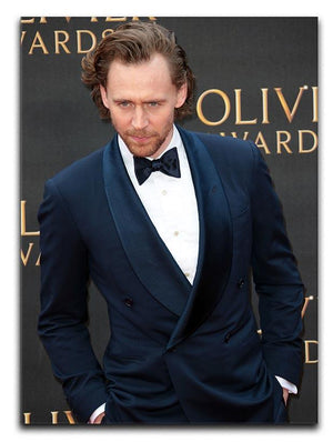 Tom Hiddlestone Canvas Print or Poster - Canvas Art Rocks - 1