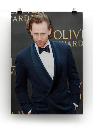 Tom Hiddlestone Canvas Print or Poster - Canvas Art Rocks - 2