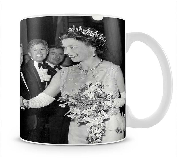 Tom Jones meets The Queen Mug