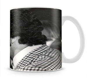 Tom Jones with cigar Mug - Canvas Art Rocks - 1