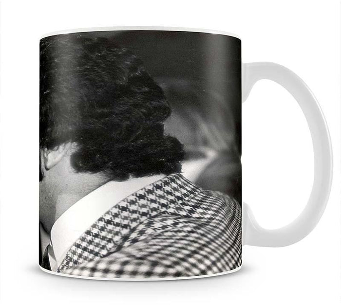 Tom Jones with cigar Mug