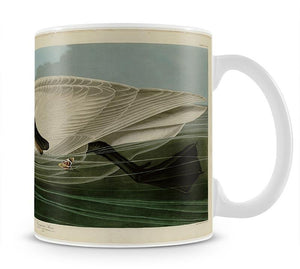 Trumpeter Swan by Audubon Mug - Canvas Art Rocks - 1