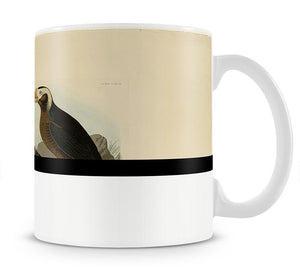 Tufted Auk by Audubon Mug - Canvas Art Rocks - 1