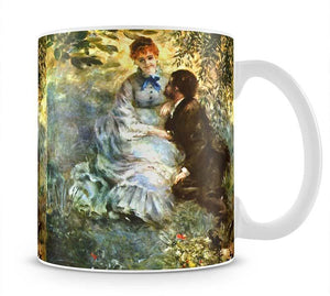 Twosome by Renoir Mug - Canvas Art Rocks - 1