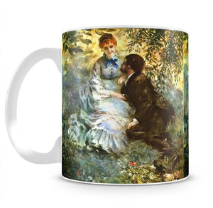 Twosome by Renoir Mug - Canvas Art Rocks - 2