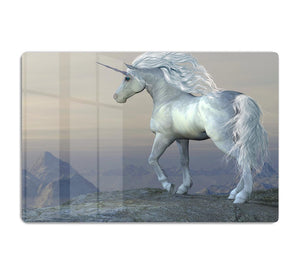Unicorn Bluff HD Metal Print