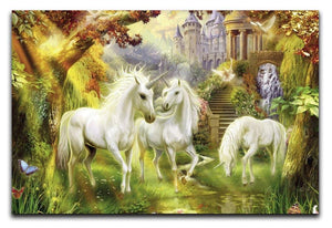 Unicorn Kingdom Canvas Print or Poster