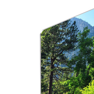 Upper Yosemite Falls HD Metal Print