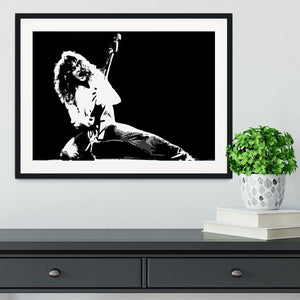 Van Halen Framed Print - Canvas Art Rocks - 1