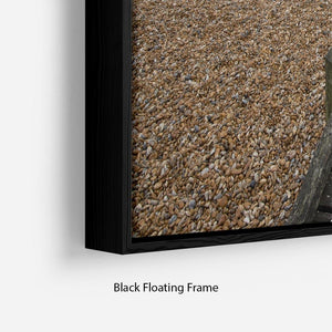 Vanishing Point Floating Frame Canvas - Canvas Art Rocks - 2