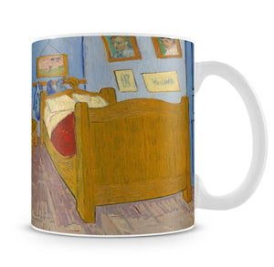 Vincents bedroom at Arles Mug - Canvas Art Rocks - 4