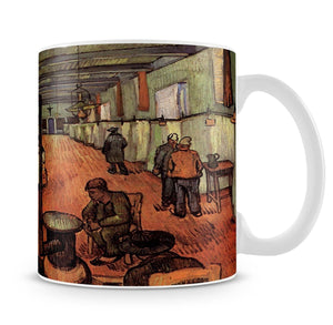 Ward in the Hospital in Arles by Van Gogh Mug - Canvas Art Rocks - 4