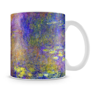 Water Lilies Yellow nirvana by Monet Mug - Canvas Art Rocks - 4