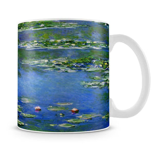 Water Lilies by Monet Mug - Canvas Art Rocks - 4