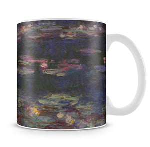 Water Lillies 11 by Monet Mug - Canvas Art Rocks - 4