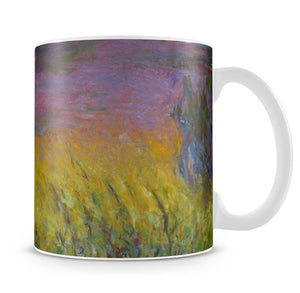 Water Lillies 12 by Monet Mug - Canvas Art Rocks - 4